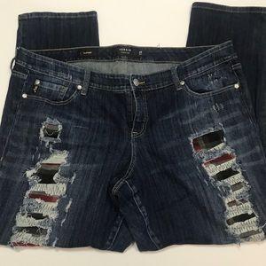 Torrid women's jeans size 20 NWOT